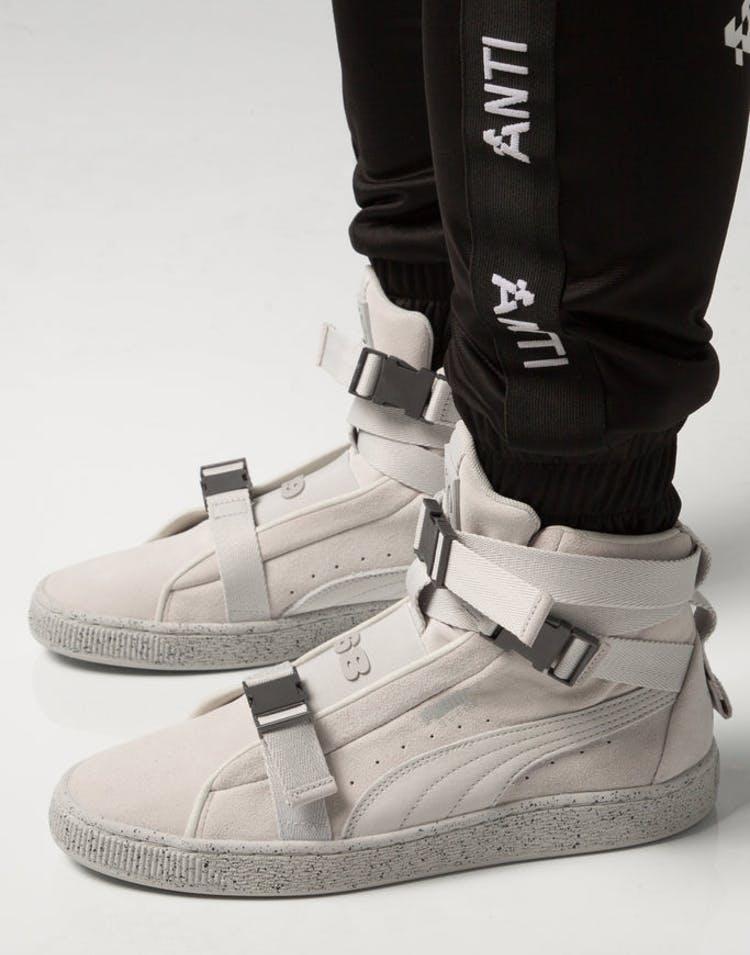 pick up 60cc7 b8971 Puma Suede X The Weeknd Grey/Grey
