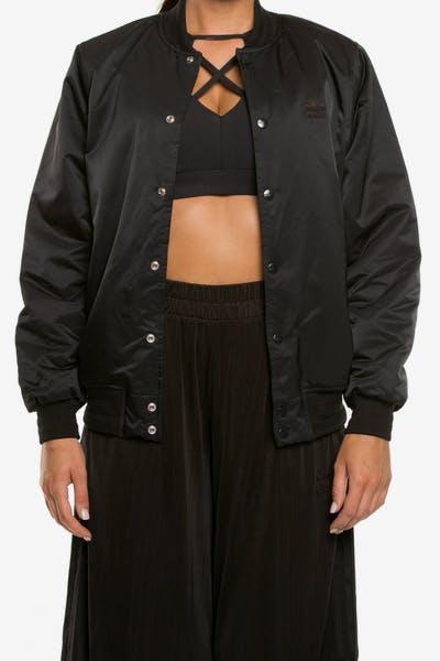 Adidas Women s Styling Compliments SST Jacket Black 1322adac8243