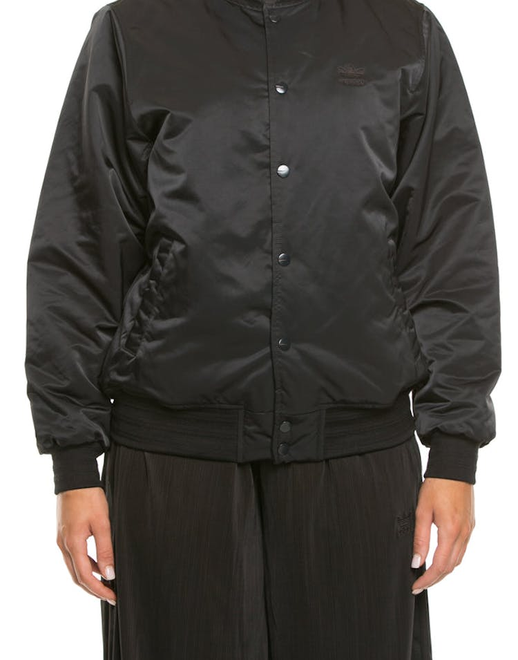 1a4c74fab Adidas Women's Styling Compliments SST Jacket Black