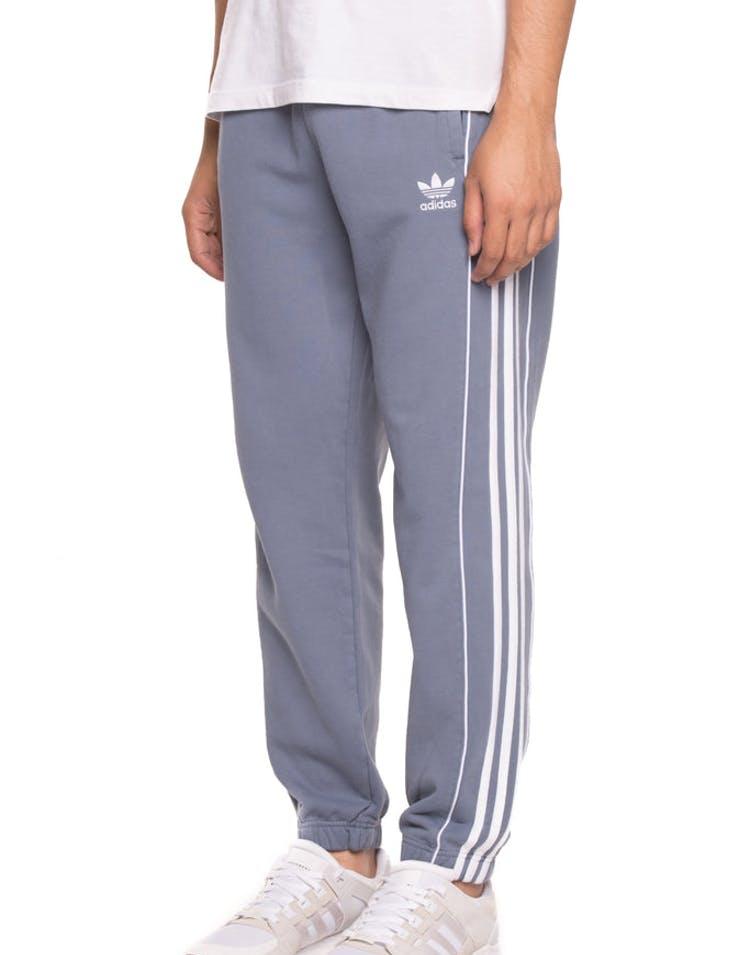 super popular f0250 fee4e Adidas Pipe Sweatpant Grey White – Culture Kings
