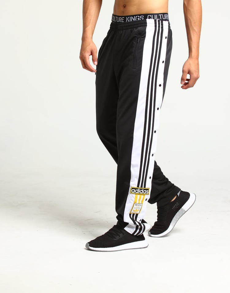 a0b92e961 Adidas OG Adibreak Track Pant Black – Culture Kings