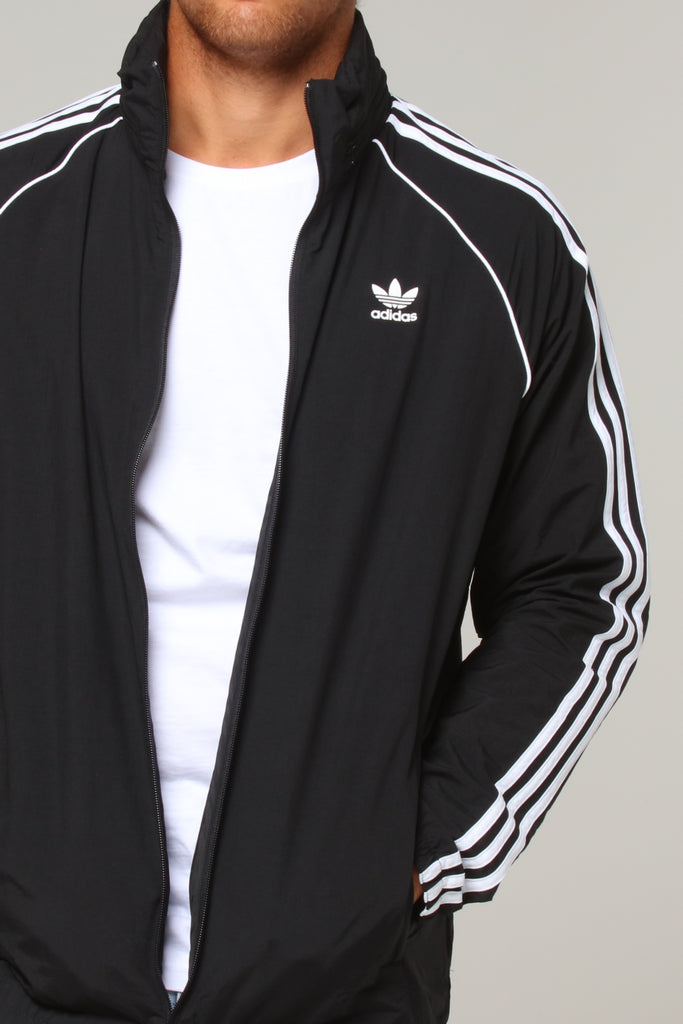 Adidas SST Windbreaker Black