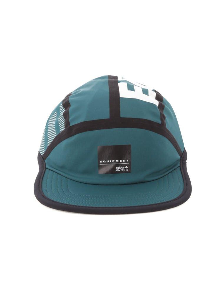 a5ac8ac0330 ADIDAS EQT 5 PANEL CAP DARK TEAL – Culture Kings