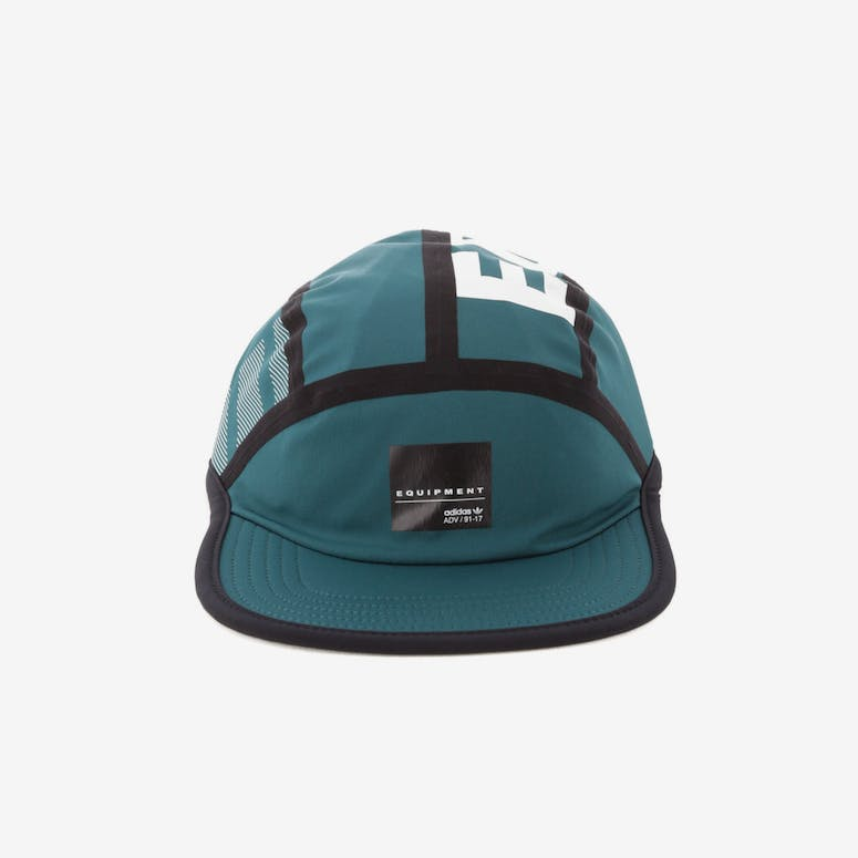 c95ba778425 ADIDAS EQT 5 PANEL CAP DARK TEAL – Culture Kings