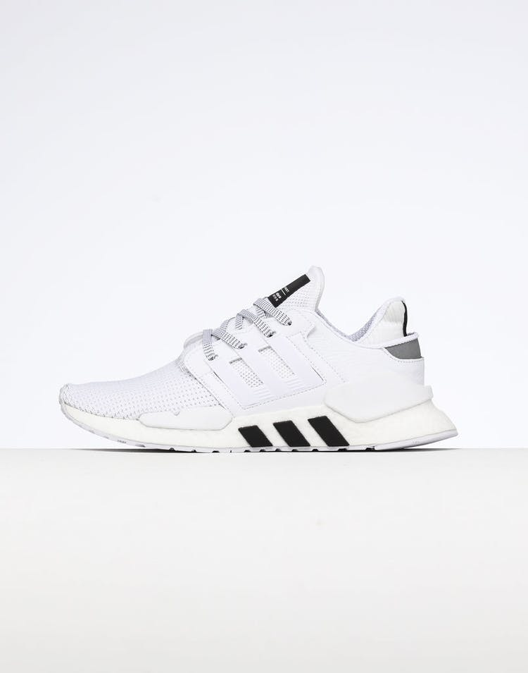 online store b72bc 448a4 Adidas EQT Support EQT Support 91 18 White White Black – Culture Kings