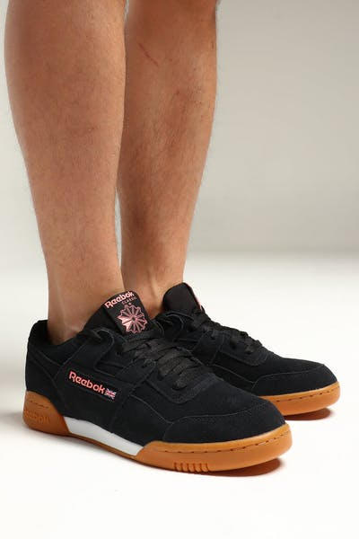 Reebok Workout Plus MU Black/Gum