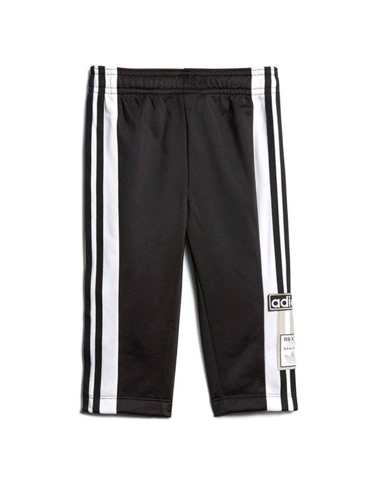 ec7760426 Adidas Adibreak Track Pants Black/White – Culture Kings