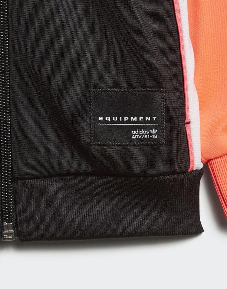 5a9d184b6c08 Adidas Infant EQT Tracksuit Set Black White – Culture Kings