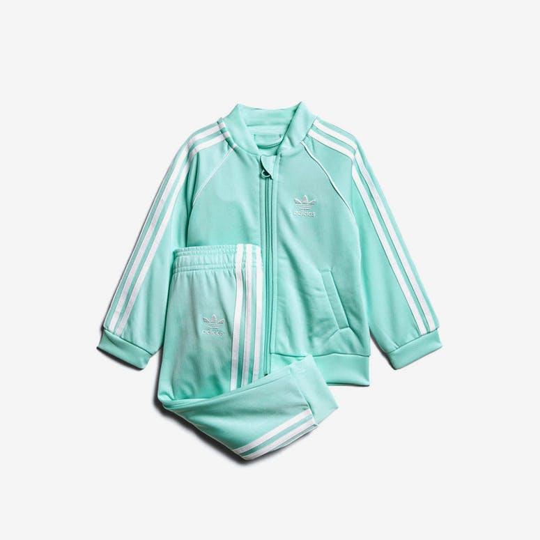 e6856c4afa15 Adidas Infant SST Set Mint – Culture Kings
