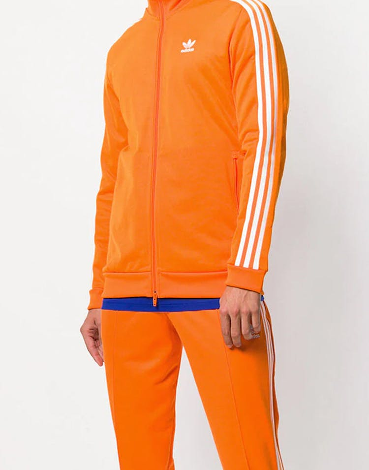 500f786fe9 Adidas Beckenbauer Track Top Orange – Culture Kings
