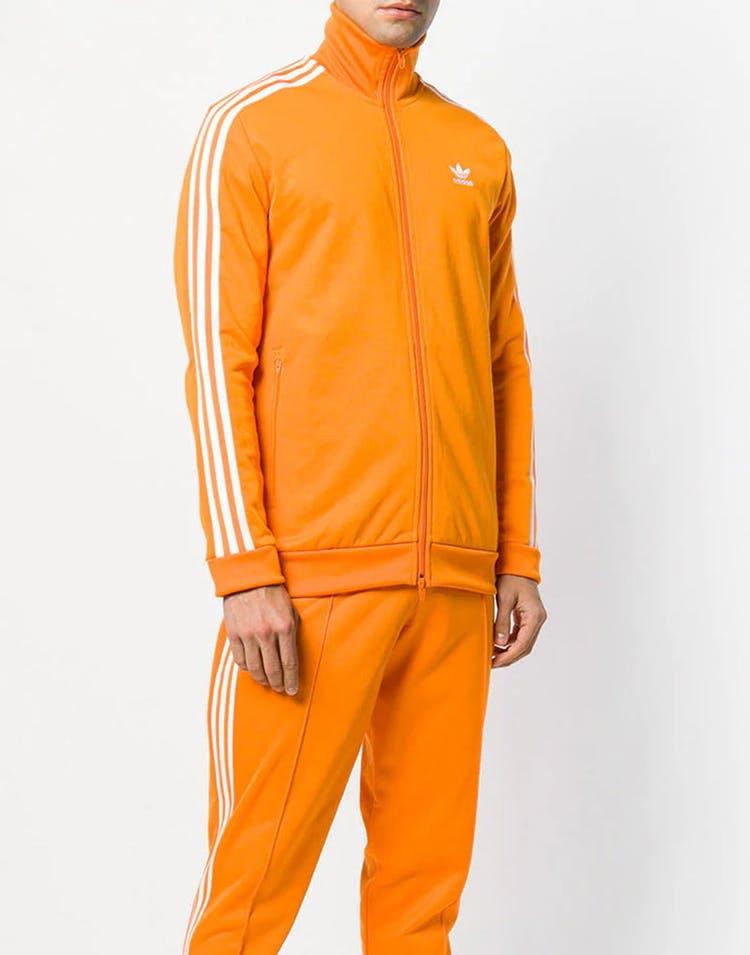 7d9ba930e6e3 Adidas Beckenbauer Track Top Orange – Culture Kings
