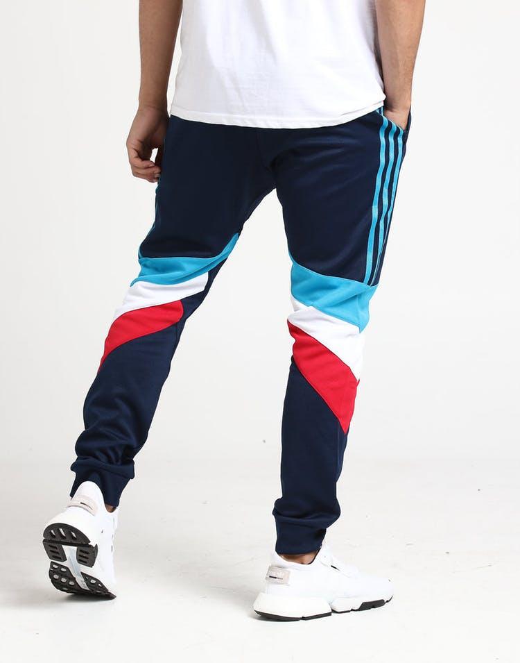 ddfdfa7b783 Adidas Palmeston Track Pant Navy/Maroon – Culture Kings