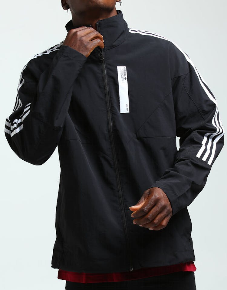 newest 49871 e299d Adidas NMD Track Top Black – Culture Kings