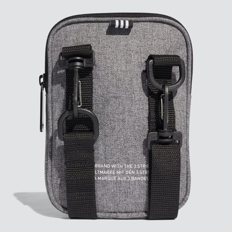 Adidas Festival Bag Casual Heather Grey/Black