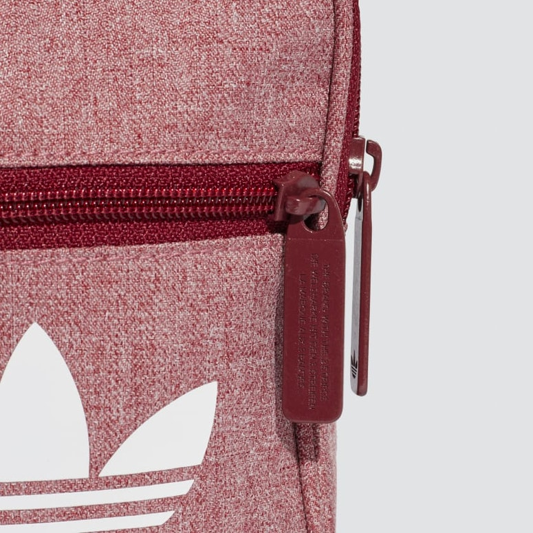 Adidas Festival Bag Casual Heather Burgundy