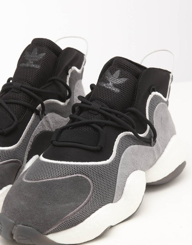 Adidas Crazy BYW Black/Grey/Grey