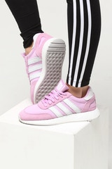 ADIDAS WOMEN'S I-5923 LILAC/WHITE/GREY