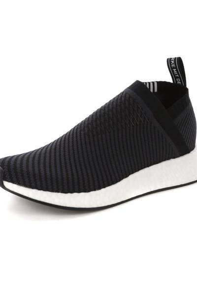 99db2f039c257 Adidas NMD CS2 Primeknit Black White