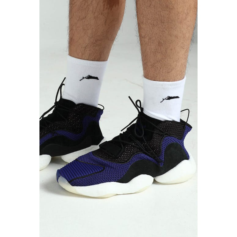 Adidas Originals Crazy BYW Purple/Black/White