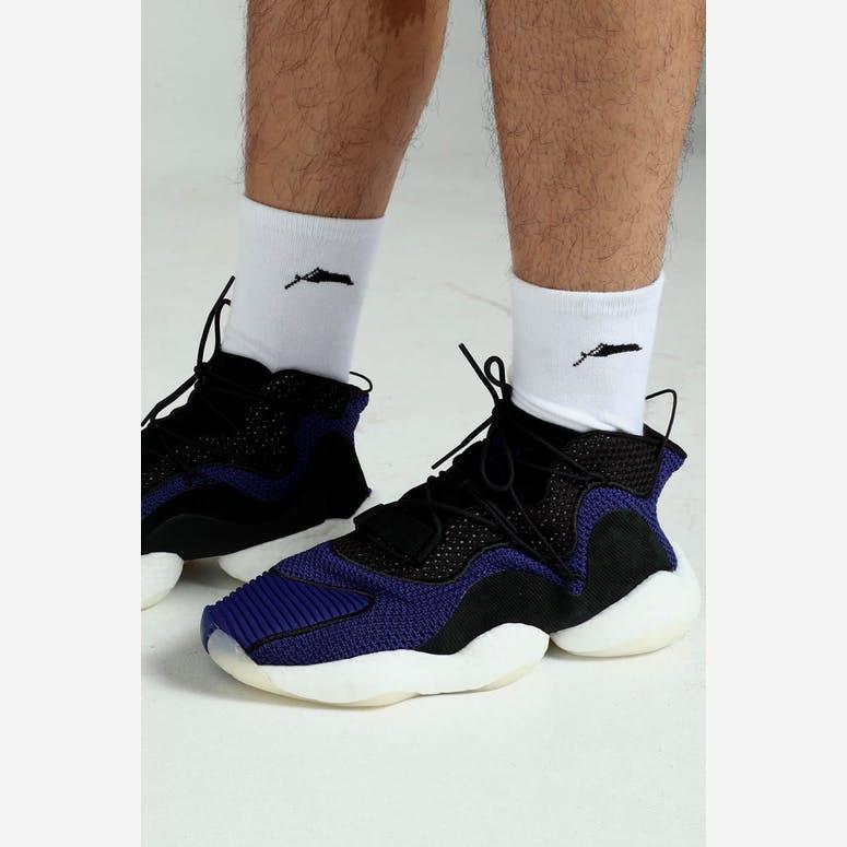 Adidas Originals Crazy BYW Purple Black White – Culture Kings b20369f64