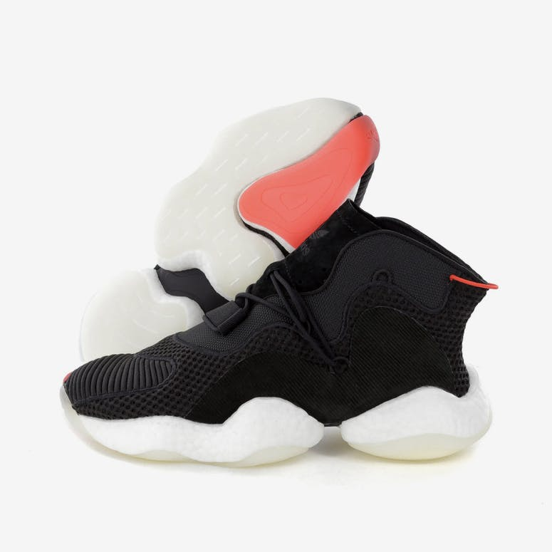 Adidas Crazy BYW Shoes Black White  1b8475d0c