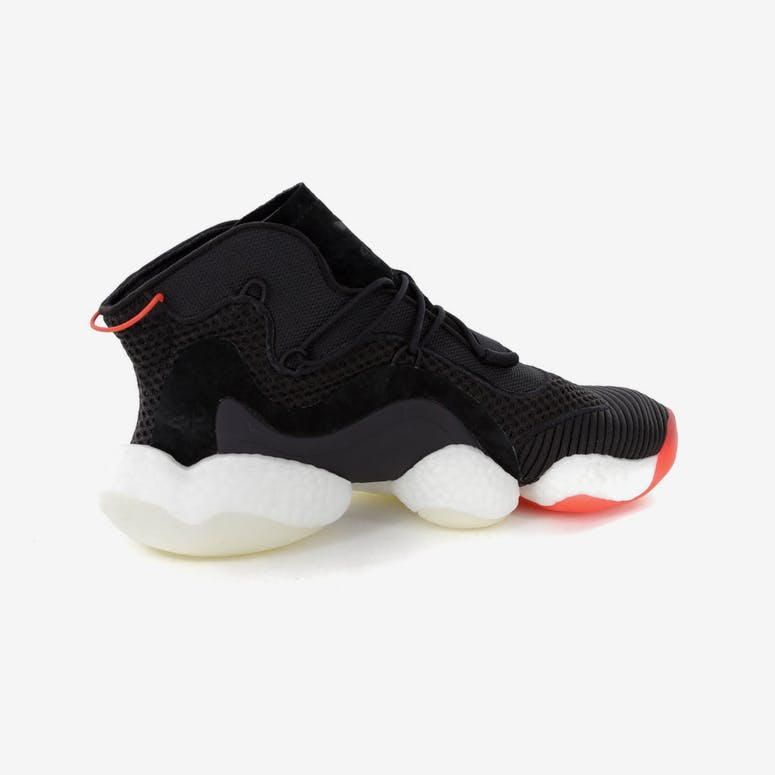 reputable site be8ef f60f9 Adidas Crazy BYW Shoes BlackWhite