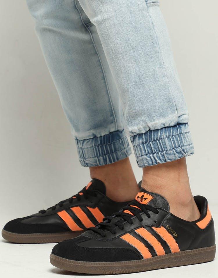 1edb8a6ffcb Adidas Samba OG Black Orange – Culture Kings