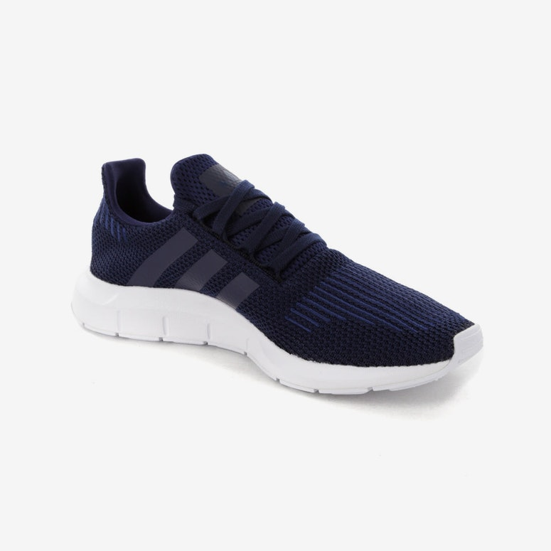 Adidas Swift Run Navy/White