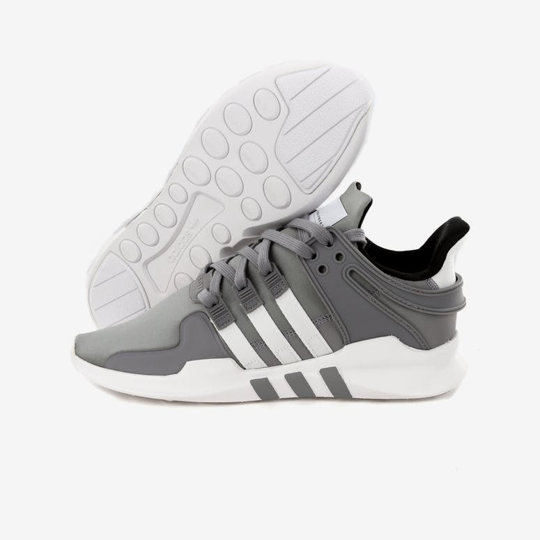 new concept ddd8c 360ba Adidas Originals EQT Support ADV GreyWhite  B37355 – Culture