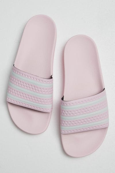 2b4d62f2c607 Adidas Adilette Pink White