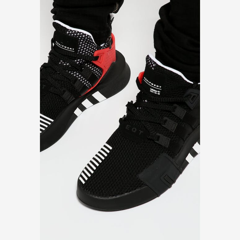superior quality b0d28 54f20 Adidas Originals EQT BASK ADV BlackWhiteRed  AQ1013 – Cultur
