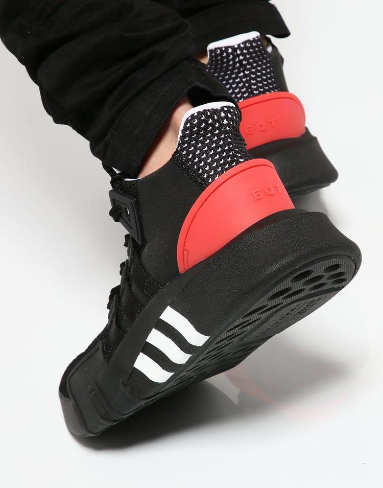 1254daafea1 Adidas Originals EQT BASK ADV Black White Red