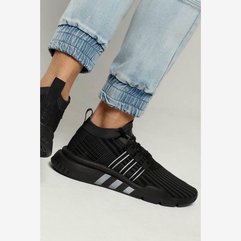 brand new 001b3 e0ab8 Adidas EQT Support Mid ADV BlackCharcoal – Culture Kings