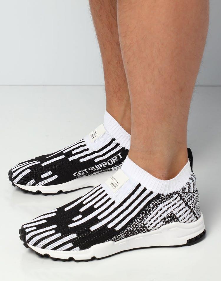 new style faf5e e8d96 Adidas EQT Support SK Primeknit White/Black/Grey