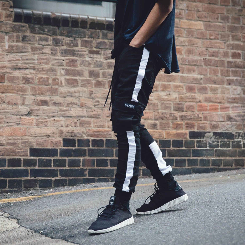 Adidas Originals Pharrell Williams Tennis HU Men's Shoes