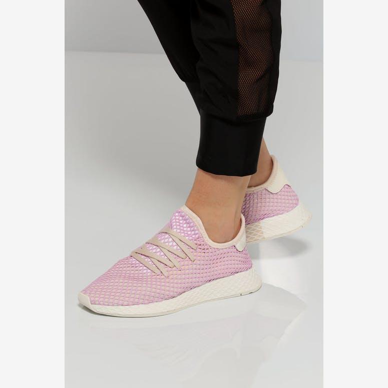 quality design f155d d9e62 Adidas Womens Deerupt Runner PinkWhite  B37600 – Culture Kin