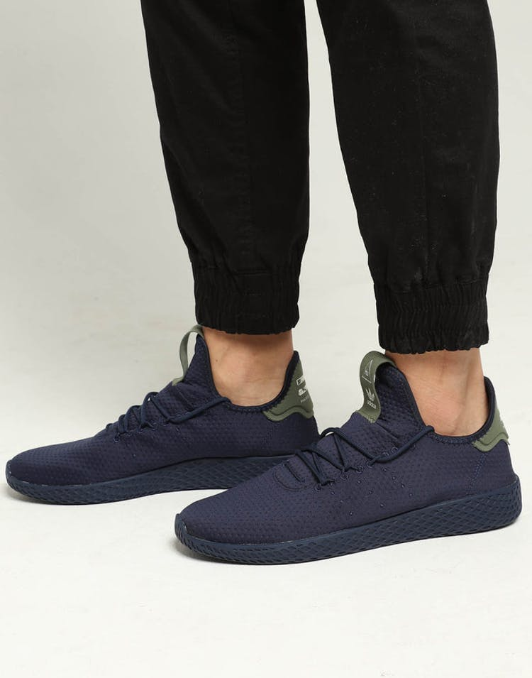 temperament shoes attractive price reliable quality Adidas PW Tennis HU Navy/Navy