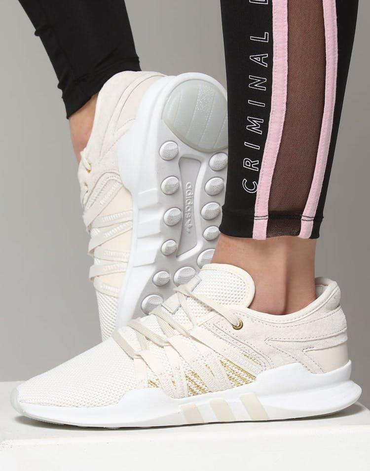 new arrival b0fe8 cd083 Adidas Women's EQT Racing ADV Off White/White