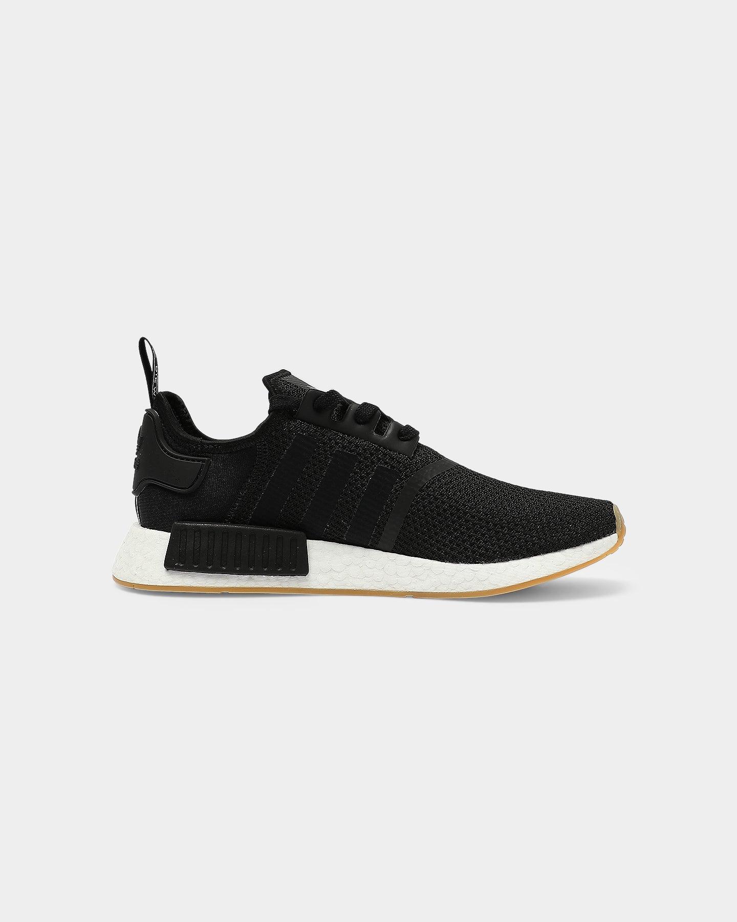 Adidas NMD R1 Gum Pack Black | Adidas nmd r1, Adidas nmd
