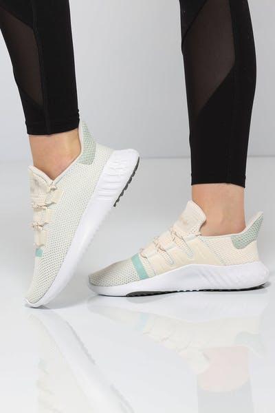 48b8057afaeb1 Adidas Women s Tubular Dusk Off White White