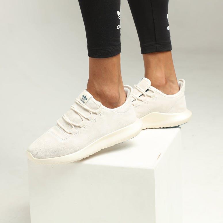 sports shoes b49ff 48f6b Adidas Women's Tubular Shadow White/Pink/Green