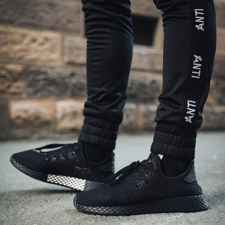 Adidas Deerupt Runner Black/Black