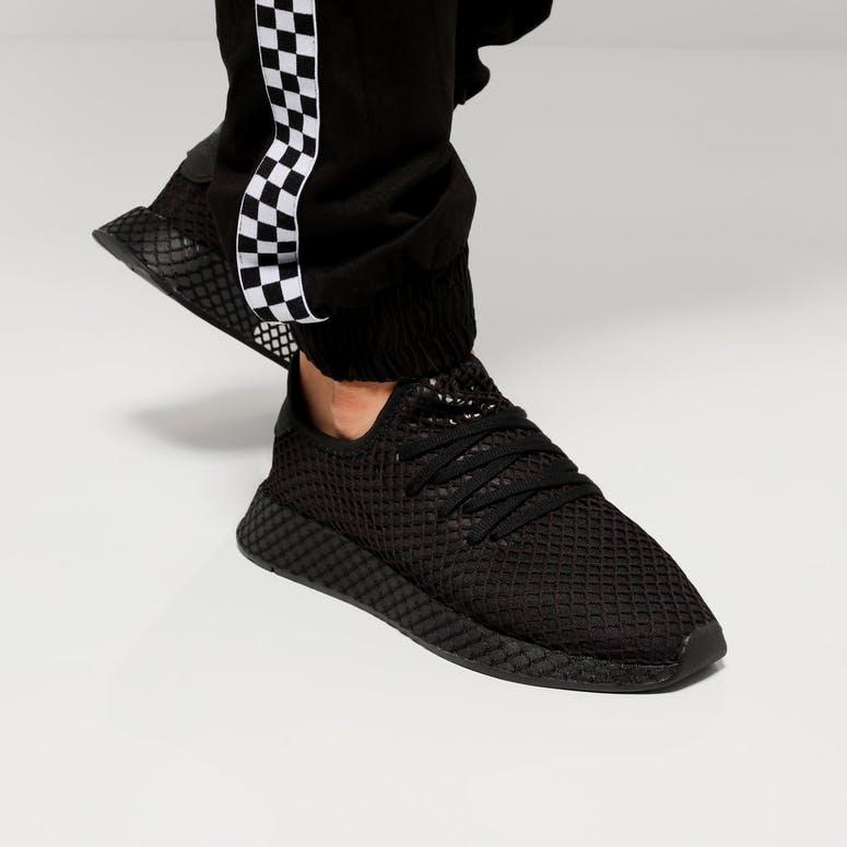 save off 0f198 9064e Adidas Deerupt Runner BlackBlack