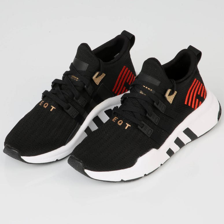 73ff99df809a Adidas EQT Support Mid ADV J Black Black White – Culture Kings