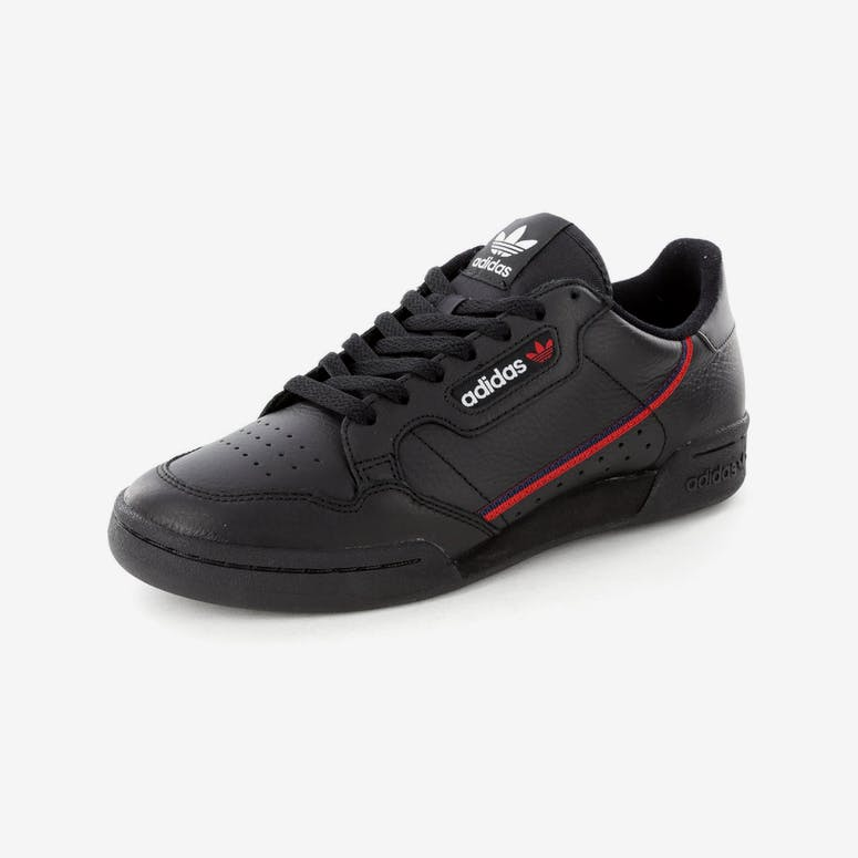 Adidas Continental 80 Black  0b24b5427
