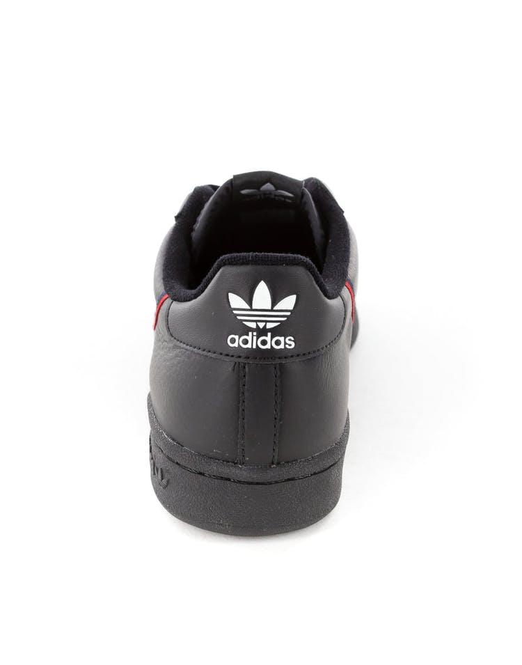 a509ecae28c75 Adidas Continental 80 Black