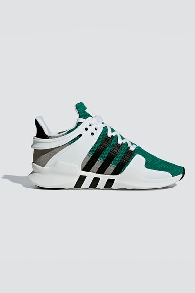 Adidas EQT Support Adv Mid Junior Teal/Black/White