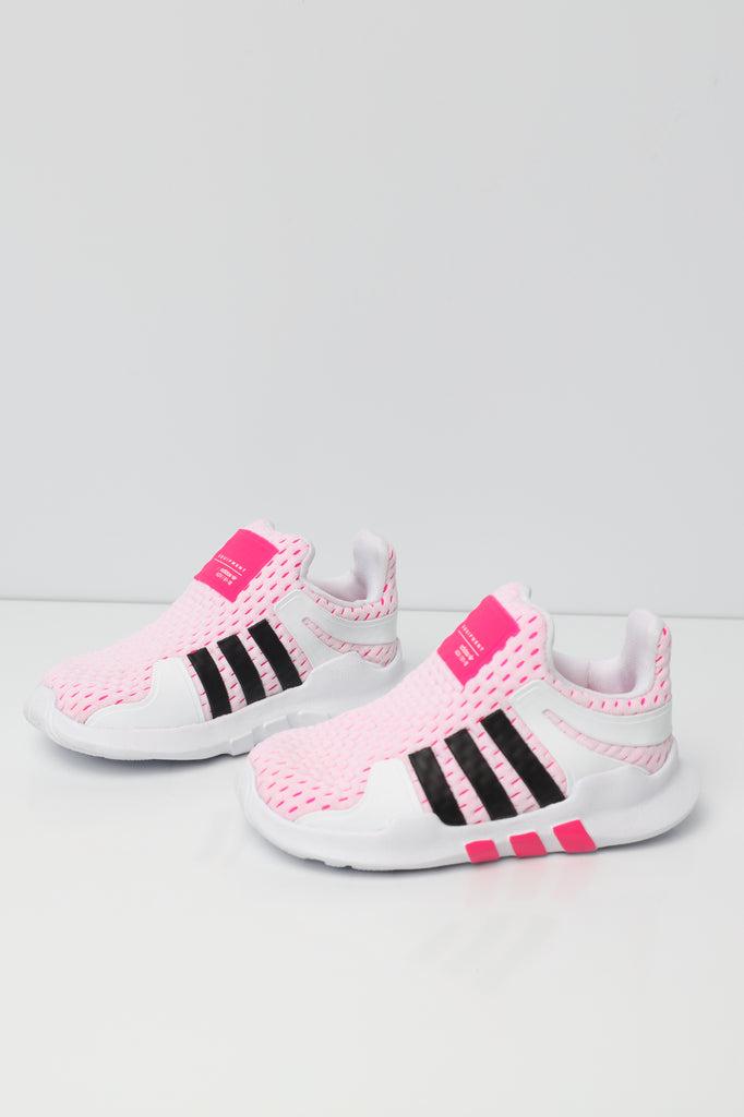 italy kids adidas shoes foot locker 66bfa 9624a  discount code for adidas  eqt adv 360 infant shoe white black pink 8b3f0 2185b 8e4bf8272