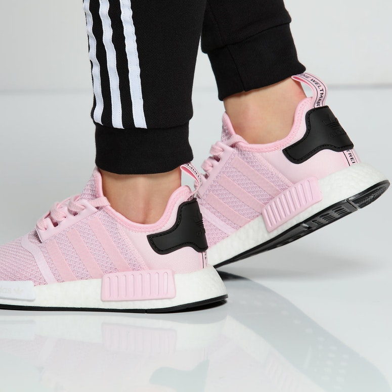 adidas NMD White Rose Release Date BY9952   SneakerNews.com