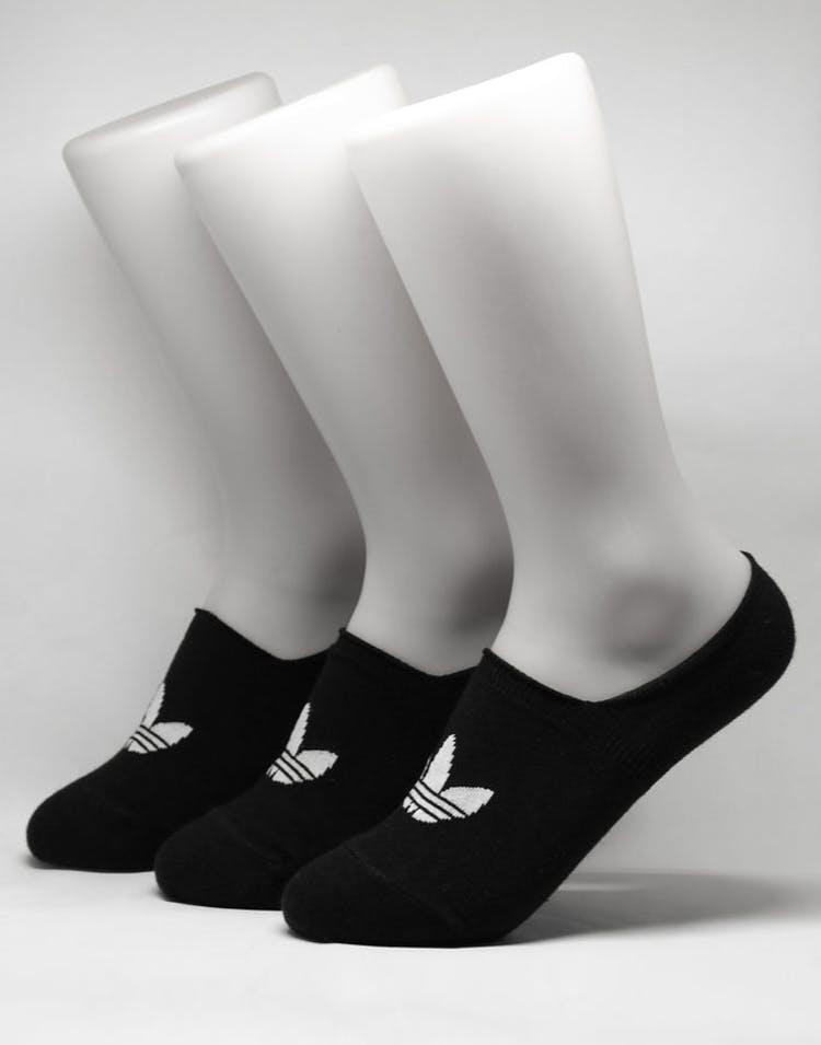 69fb985f314 Adidas No Show Sock 3PK Black Black Black – Culture Kings